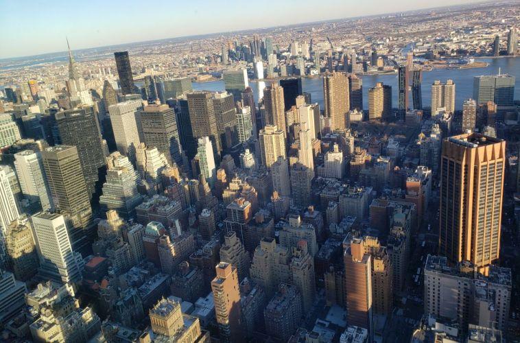 Conozca los sitios más Relevantes de la Ciudad de Nueva York